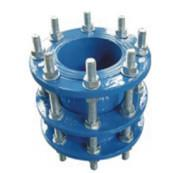 China Ductile iron Pipe Fittings -dismantling joint/adaptor/coupling/.... wholesale