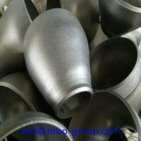 China Stainless Steel Reducer Butt Welded Pipe Fittings WP348H 1/2'' SCH40s wholesale