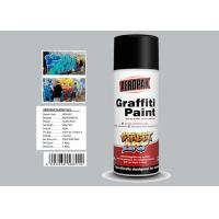 China 65mm Diameter Graffiti Wall Painting With Silver Grey Color APK-6601-16 wholesale