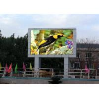 Buy cheap P4mm Outdoor Full Color 1R1G1BLED Signs die-casting aluminum/iron,using for rental or fix from wholesalers