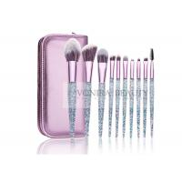 China Gorgeous Shiny Essential Makeup Brushes Bright Facial Tools Custom Design wholesale