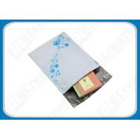 China White / Grey Plastic Bubble Air Envelopes Poly Bubble Mailers , Plastic Mailing Bags wholesale
