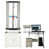 China Plate Rubber Plastic Mechanical Tensile Testing Machine 3 Point Bending Test on sale