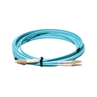 China LC/UPC To LC/UPC Multimode 3.0mm OM3 Fiber Patch Cables wholesale