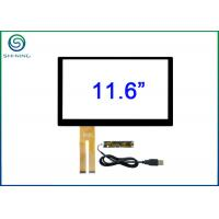 China ILI2302 Controller USB Interface Capacitive Touch Panel For 11.6 Tablets , Consoles wholesale