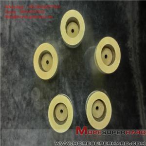 China Glass edge grinding machine polishing wheel Alisa@moresuperhard.com wholesale