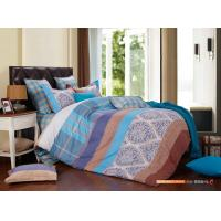 China Customized Color 4 Piece Bedding Set , Manly Bedroom Bedding Sets wholesale