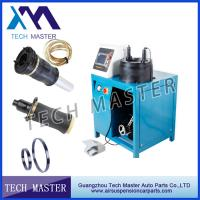 China Screen Touch Hydraulic Hose Crimping Machine For Air Suspension Spring Crimper wholesale
