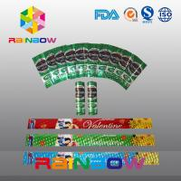 China FDA Certificated Shrink Wrap Sleeves For Battery ,  Shrink Labels For Bottles wholesale