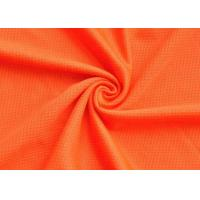 China bird eye honeycomb dri fit recycled polyester mesh fabric for sportswear wholesale