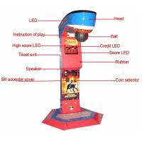 China Coin Operated Family Entertainment Center Arcade Game Boxing Punch Hammer Game wholesale