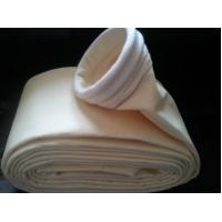 China Homo polymer -Acrylic needle felt filter bag for dust removal on sale