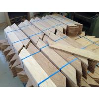 China High end Customized Oak Chevron Parquet Flooring wholesale