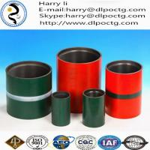 "China API 5CT tubing coupling 2 7/8"" EUE/NUE gas used stainless steel Internal Tubing coupling wholesale"