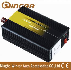 China short-circuit protection Car Power Inverter 300W DC 12V  / 24V wholesale