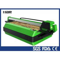 China High Accuracy Large Format Inkjet Printer , HAE-6090 Digital UV Flatbed Inkjet Printer on sale