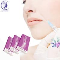 China Cross linked injectable 1ML hyaluronate acid dermal filler for cosmetic surgery wholesale