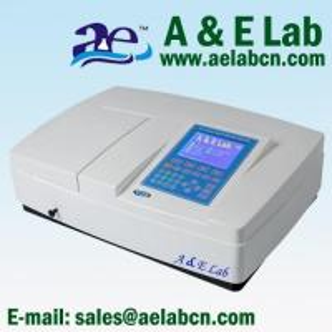 China UV VIs Spectrophotometer(single beam) wholesale