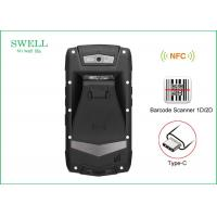 China Nfc Uhf Walkie Talkie Military Spec Smartphone Rugged 4G Mobile Phone wholesale