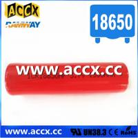 China 30A dicharge batteries for electric car 18650 20C discharge wholesale