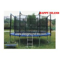 China International Standard Trampolines For Kids With Safe Net RJS-20002 wholesale