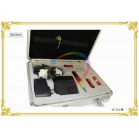 China Good quality rechargeable battery permanent makeup tattoo machine with measure number on sale