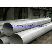 China Large Diameter Stainless Steel Pipe ASTM A790 S31803 UNS S32750 for Transport on sale