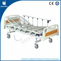 China Electric Medical Adjustable Beds Hospital 2 Functions , Individual Brakes wholesale