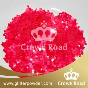 China PET glitter on sale