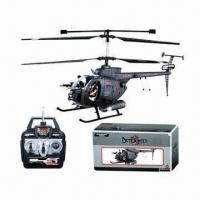 China R/C 3-channel Helicopter with Gyro and Camera wholesale