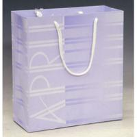 Quality custom printed paper bags no minimum for sale