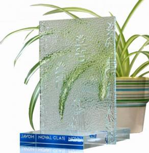 China Long Life Pattern Glass wholesale