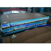 China ASTM A387 20 Feet Hot / Cold Rolled Stainless Steel Plate For Pressure Vessel Plate wholesale