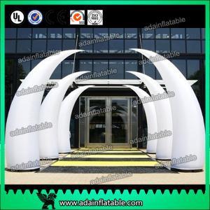 China Giant Event Entrance Decoration Festival Gate Decoration Inflatable Tusks wholesale