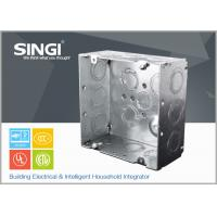 China Outdoor Waterproof Electrical Junction Boxes with UL , CE certified wholesale