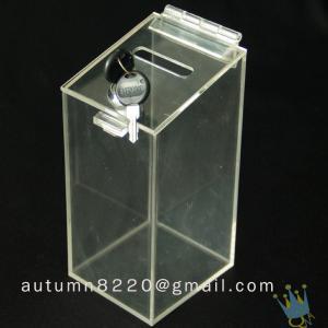 China BO (38) clear acrylic display case wholesale