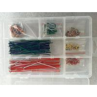 China Colorful Breadboard And Wire Kit Jumper Wire Kit 350 PCS For Breadboard Experiment wholesale