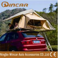 China folding Universal Mounting System Roof Top Tent 4x4 for outside Camping wholesale