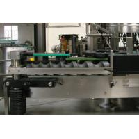 China PLC Control Automatic Water Filling Machine OPP Film Labeling Machine For Bottles wholesale