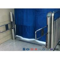 Quality Intelligent Automatic Swing Barrier Gate With Aluminum Alloy Mechanism with people counting systems for sale