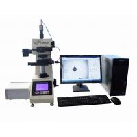 China XY  Automatic Test Table Micro Vickers Hardness Tester Controlled by PC wholesale