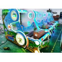 China Shopping Mall Amusement Shooting Game Machine With 37 Inch Touch Screen wholesale