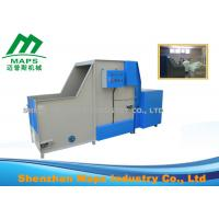 China 1000mm Belt Automatic Ball Fiber Machine For Carding Various Short Fibers wholesale