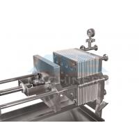China Small Membrane Plate and Frame Filter Press wholesale