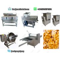 China SUS 304 Automatic Peanut Brittle Bar Making Machine Line Factory in China on sale