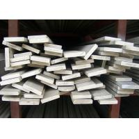 China 201 / 304 / 316 Grade Stainless Steel Flat Bar ASTM With Various Length wholesale