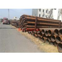 China API 5L Grade A B ERW Steel Pipe Cold Drawn For Transferring Oil / Natural Gas wholesale