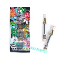 China Vape Cartridge Stand Up Pouch Packaging Custom Logo Zip Lock SGS Certificated wholesale