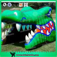 China Sports Advertising Inflatable Tunnel/Event Inflatable Crocodile Tunnel wholesale