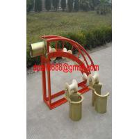 China Triple Roller/Cable Rollers&cable guides wholesale